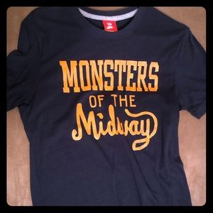 "Chicago Bears Nike Shirt ""Monsters of The Midway"""
